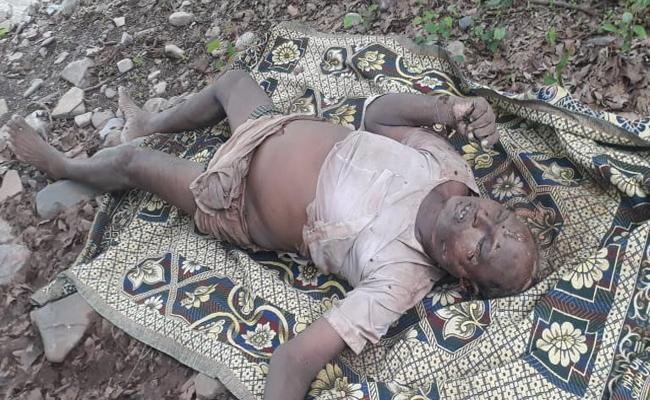 Drunk Man Kills Companion At Asifabad District - Sakshi