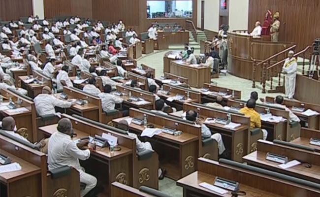 AP cabinet approves Budget 2019 - Sakshi