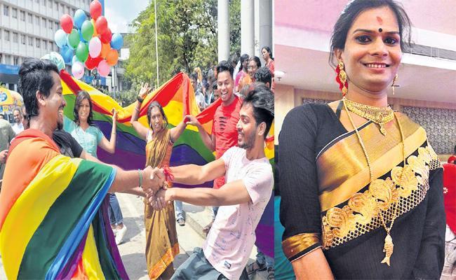 Gay Social Networking App For Transgender - Sakshi