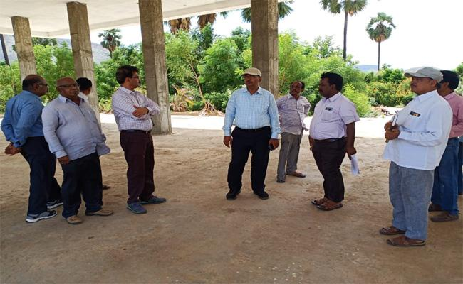 Ys Rajasekhara Reddy Ghat's Idupulapaya area will be a great tourist destination in the state. - Sakshi