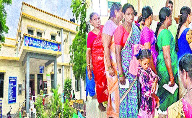 People Afraid For No Facilities In Government Hospital In West Godavari - Sakshi