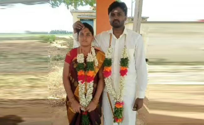 Lawyer Nandhini Marriage in Tamil Nadu - Sakshi