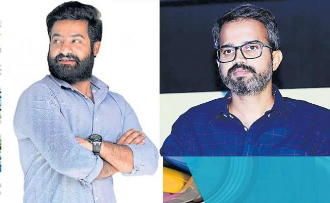 Producer Confirms NTR's Film With KGF Director - Sakshi