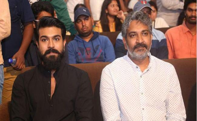Did Ram Charan Reject Allu Aravinds Ramayana For Rajamoulis RRR - Sakshi