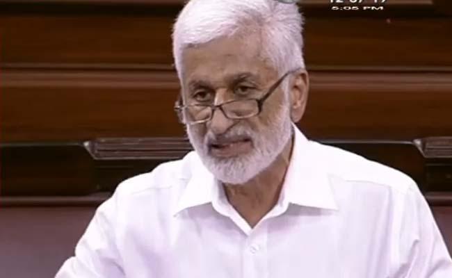 Vijaya Sai Reddy Demand For Voting On Private Bill - Sakshi