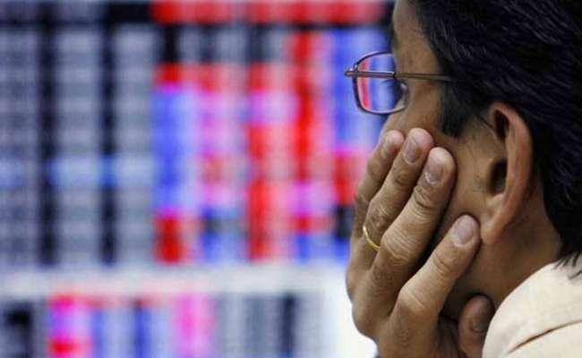 stockmarkets ended in red - Sakshi