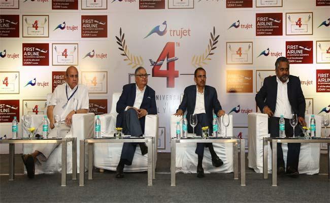 TruJet expand fleet, increase number of flights  - Sakshi