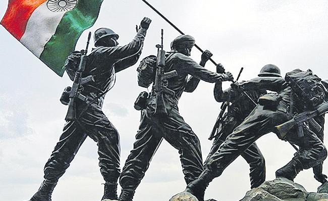 Shekhar Gupta Article On Defence Budget In Parliament - Sakshi