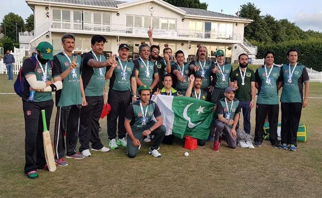 Pakistan Win the Inter Parliamentary Cricket World Cup - Sakshi