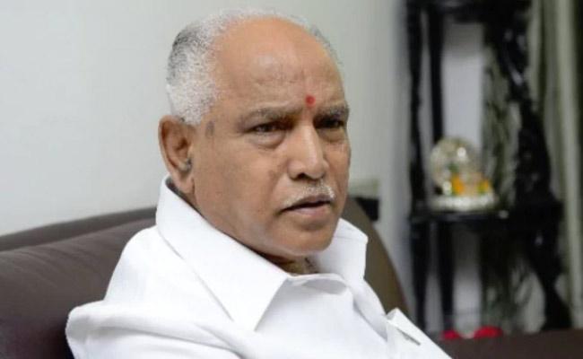 We Are ready For No Confidence Motion, Says Yeddyurappa - Sakshi