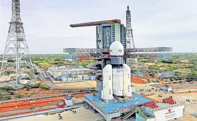 Chandrayaan 2 Set To Be Launched On 15th July - Sakshi