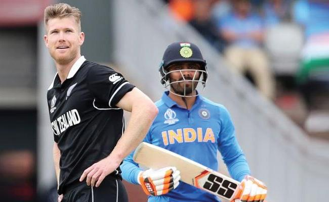 Jimmy Neesham Wants Indian Fans to do Resell World Cup 2019 Final Tickets - Sakshi