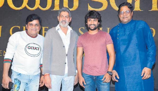 Nani to voice Simba for The Lion King is Telugu version - Sakshi