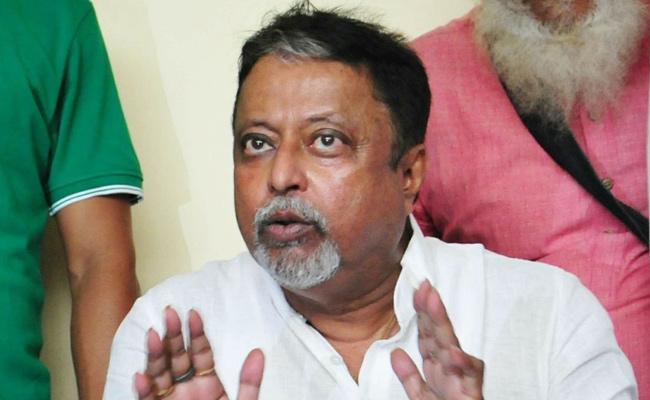 107 West Bengal MLAs will join BJP, SaysMukul Roy - Sakshi