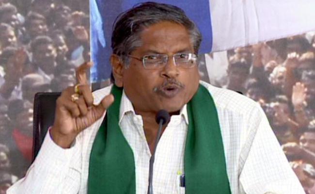 Agriculture Mission Vice Chairman Nagi Reddy Praises CM Jagan - Sakshi