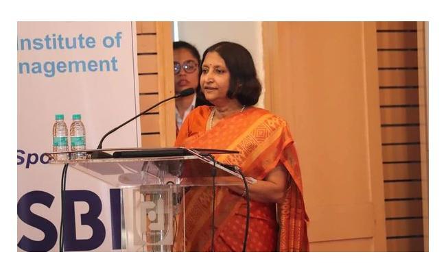 SBI MD Anshula Kant appointed World Bank CFO and MD  - Sakshi