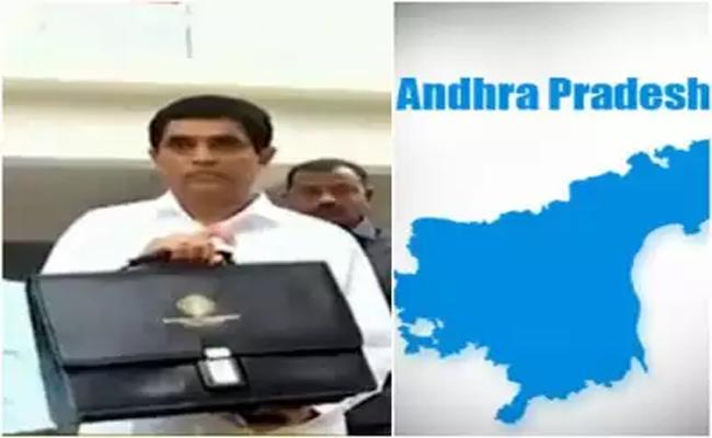 AP Budget 2019 Special Focus On Irrigation Projects - Sakshi
