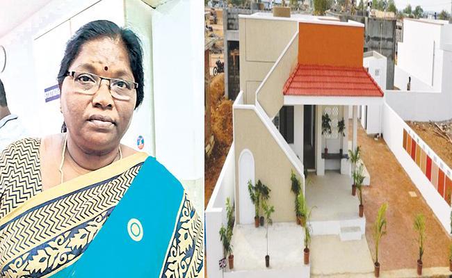 Women Arrest in Double Bedroom Housing Scheme - Sakshi