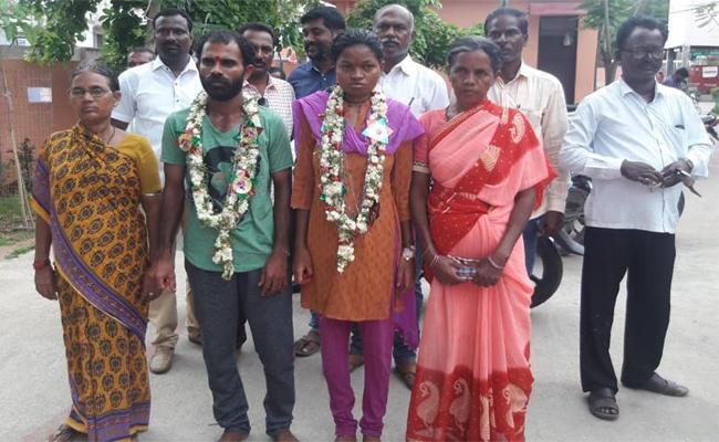 Man Married Women In Siricilla - Sakshi