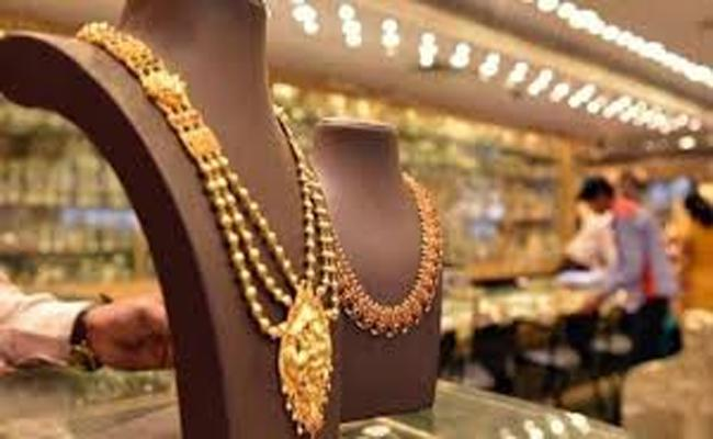 Gold Prices Continue To Rise Due To Hike In Import Duty - Sakshi