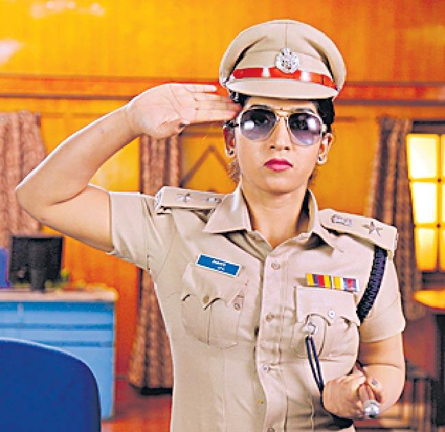 police patas first look and poster release - Sakshi