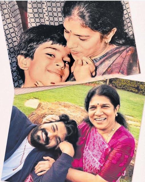 Ram Charan dedicates his debut Instagram post to his mother surekha - Sakshi