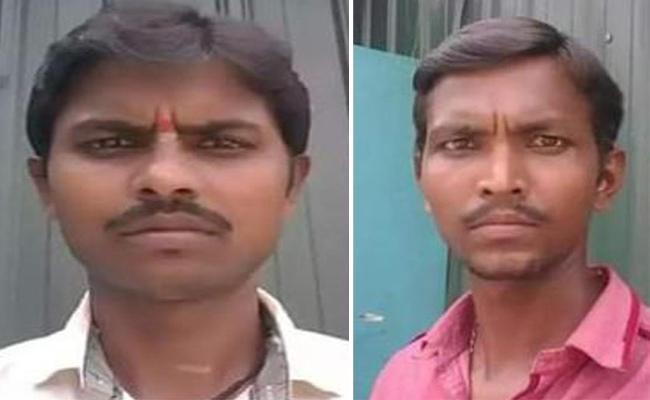 Persons Released By Malaysia Jail In Karimnagar - Sakshi