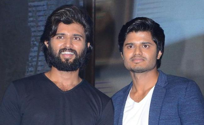 Anand Deverakonda Preparing For The Second Film - Sakshi