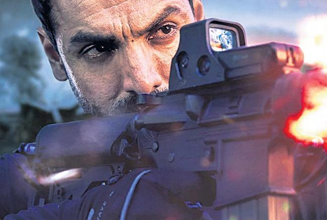 John Abraham next action-thriller film titled Attack - Sakshi