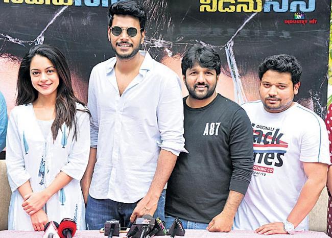 Ninu Veedani Needanu Nene Movie Success Meet - Sakshi