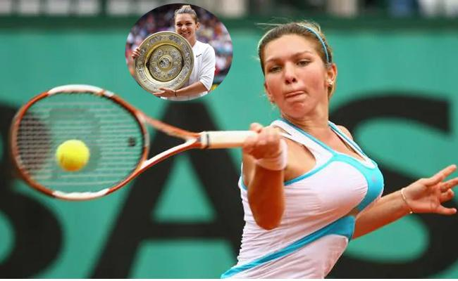 Simona Halep Had a Breast Reduction to Improve Her Game - Sakshi