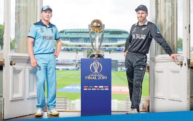ICC cricket world cup 2019 final match - Sakshi