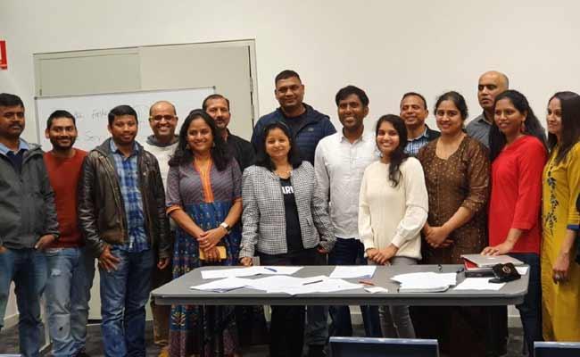 Australian Telangana State Association New Committee Elected - Sakshi
