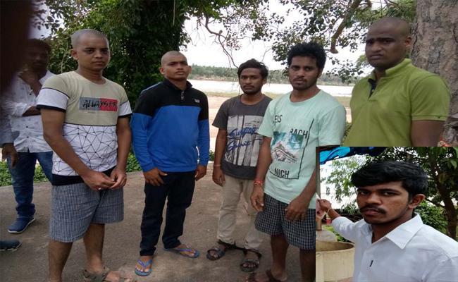 Man Missing In Godavari River In West Godavari - Sakshi