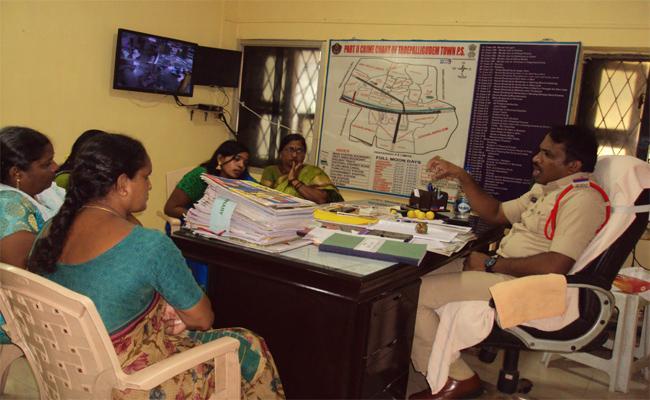 Husband Cheated Wife in West Godavari - Sakshi