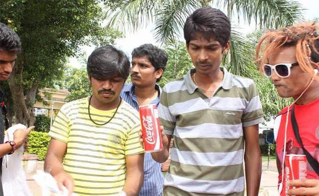 Good Cinema Artist In Nalgonda - Sakshi