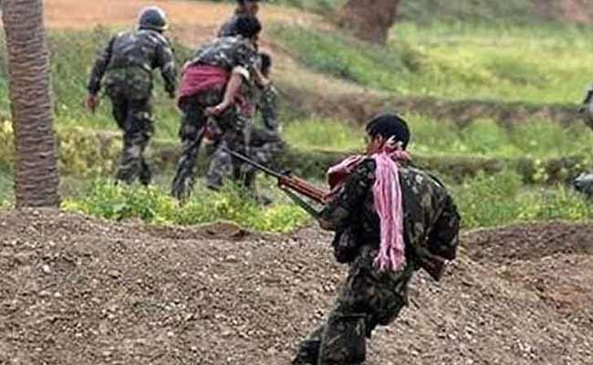 Two Maoists Died In Dantewada One Arrest - Sakshi