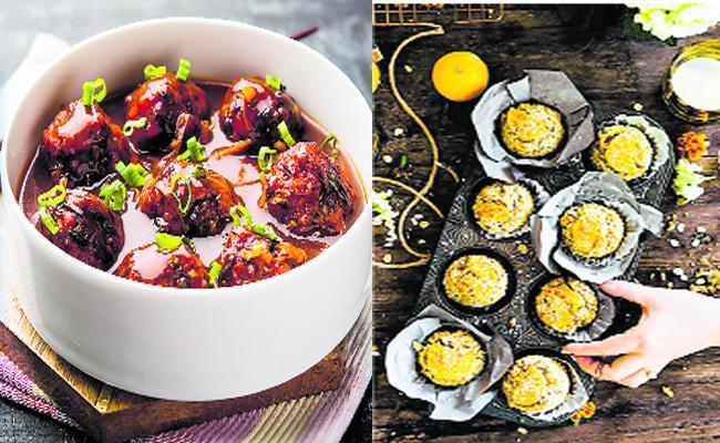 Variety Dishes On Snack Centre - Sakshi