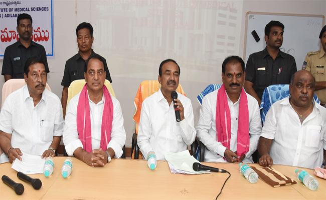 Rims Hospital  May Give Autonomous Position   In  Adilabad - Sakshi