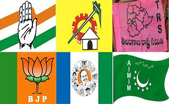 Political Parties Working Hard For Local Elections In Adilabad - Sakshi