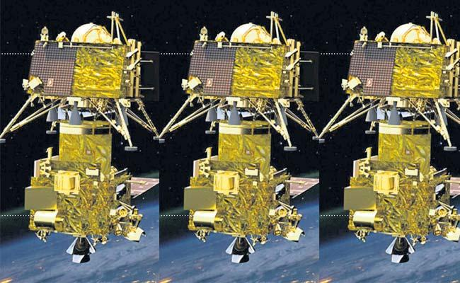 Chandrayaan 2 Launching From Sullurpet On 14th July - Sakshi