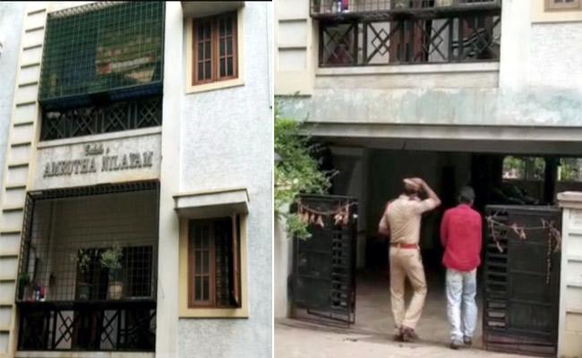 Woman Jumps From Building With Child Over Quarrel With Husband - Sakshi