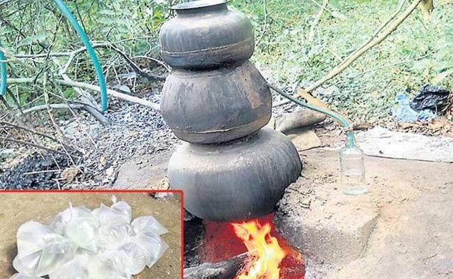 Gudumba Preparation In Villages With The Abolition Of Beltshops - Sakshi