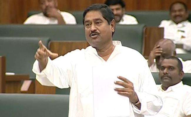 AP budget Result oriented and realistic, says Dharmana  - Sakshi