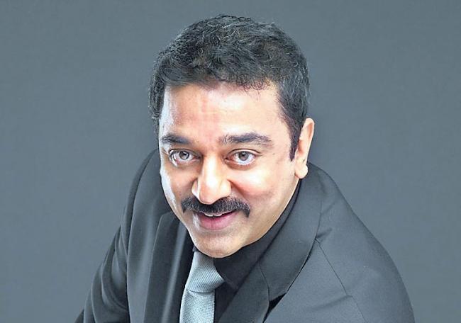 Kamal Haasan to begin shooting for Indian 2 from August - Sakshi
