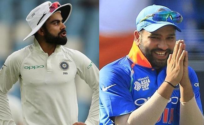 BCCI Might Consider Split Captaincy - Sakshi