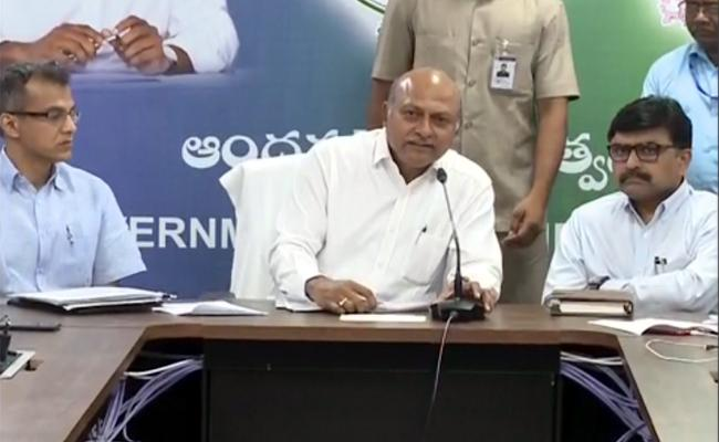 AP Government Loss For Power Purchase Agreement Ajay Kallam Says - Sakshi