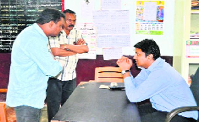 Irregularities In Girls ashram Schools In Rampachodavaram - Sakshi