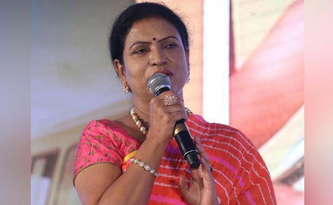 DK Aruna Slams KCR Over Telangana Development - Sakshi