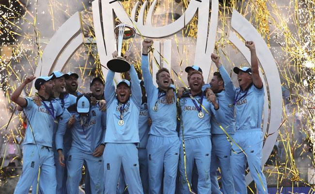 World Cup 2019 England Create history at Lords - Sakshi